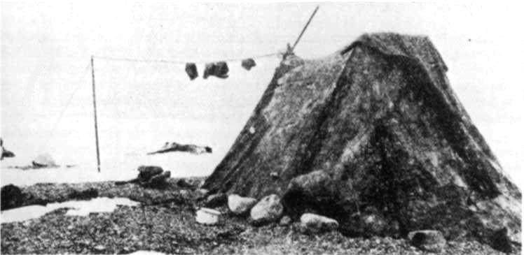 & Shifting Boundaries: North American Tents
