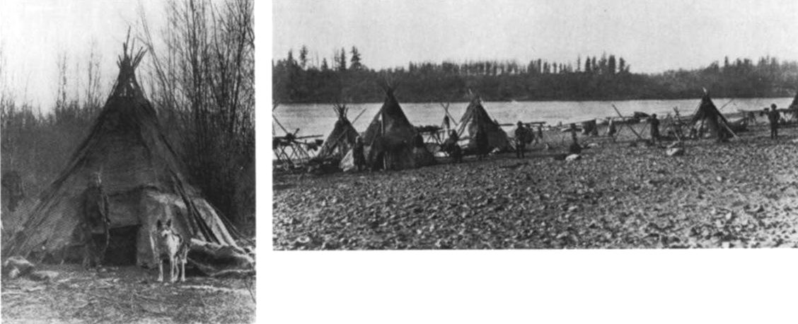 The conical tent is essentially a primitive dwelling used by peoples at the hunting stage of culture. It is retained as a summer dwelling by many nomadic or ... & Shifting Boundaries: Ice Age Tents