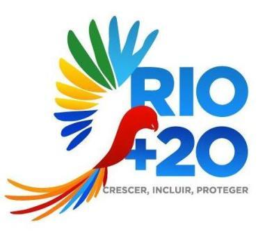 Rio +20 Logo