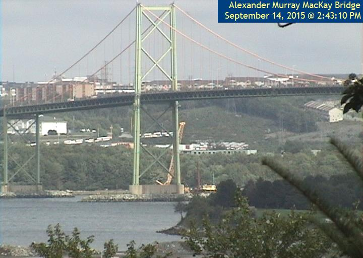 Halifax Webcam Image